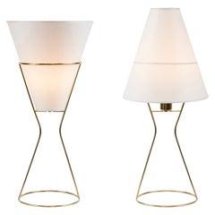 Carl Auböck Vice Versa Table Lamp