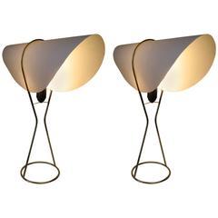 Werkstätte Carl Auböck 'Nun' Table Lamp
