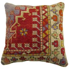Boheman Style Turkish Rug Pillow
