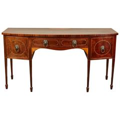 Early 19th Century Georgian Mahogany Sideboard