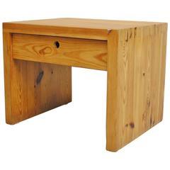 Ate Van Apeldoorn Pine Side Table