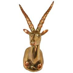 Sergio Bustamante Antelope Head
