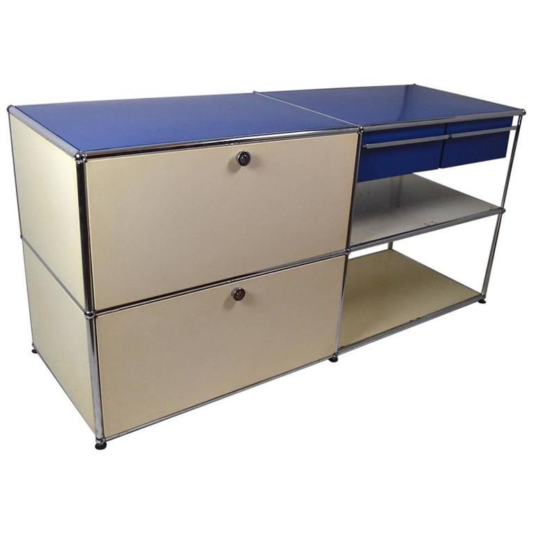 Fritz Haller for Herman Miller Storage Unit For Sale
