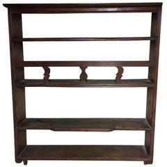 19th Century French Shelf
