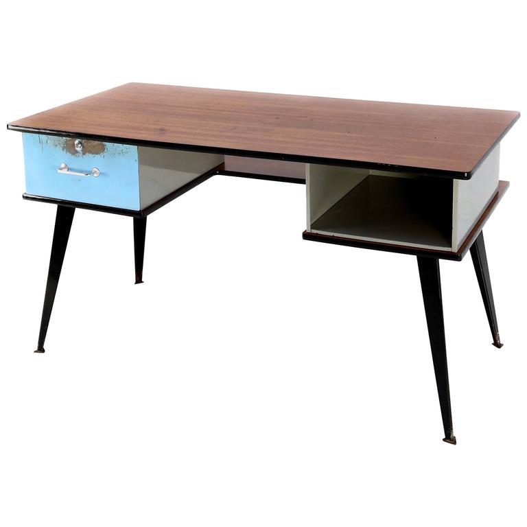 Desk by Willy Van Der Meeren for Tubax