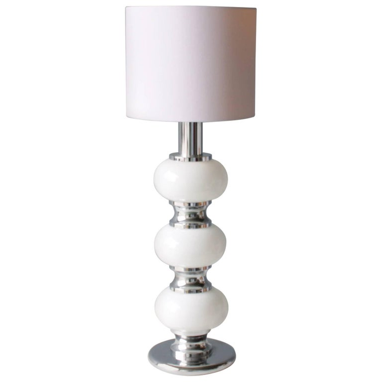 Large Table Lamp by Sölken Leuchten, Germany For Sale