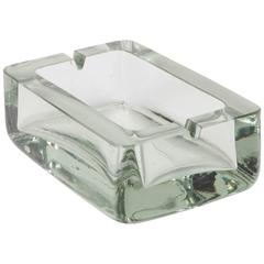 Swiss P. Loder Ashtray Glass Siegwart & Co, 1966-1967