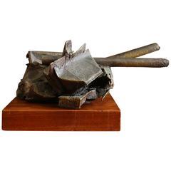 Bronze Sculpture by Russell Baldwin