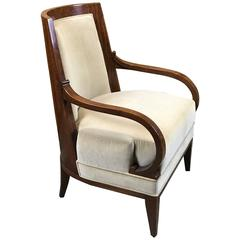 Andre Arbus Edition Barrel Back Club Chair by William Switzer