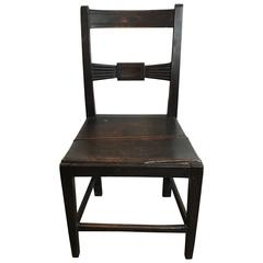 19th Century English Side Chair