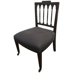19th Century English Slipper Chair