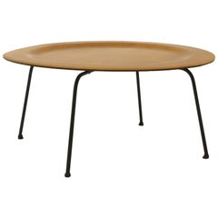 Second Generation Eames CTM Coffee Table Metal Legs, Expertly Restored