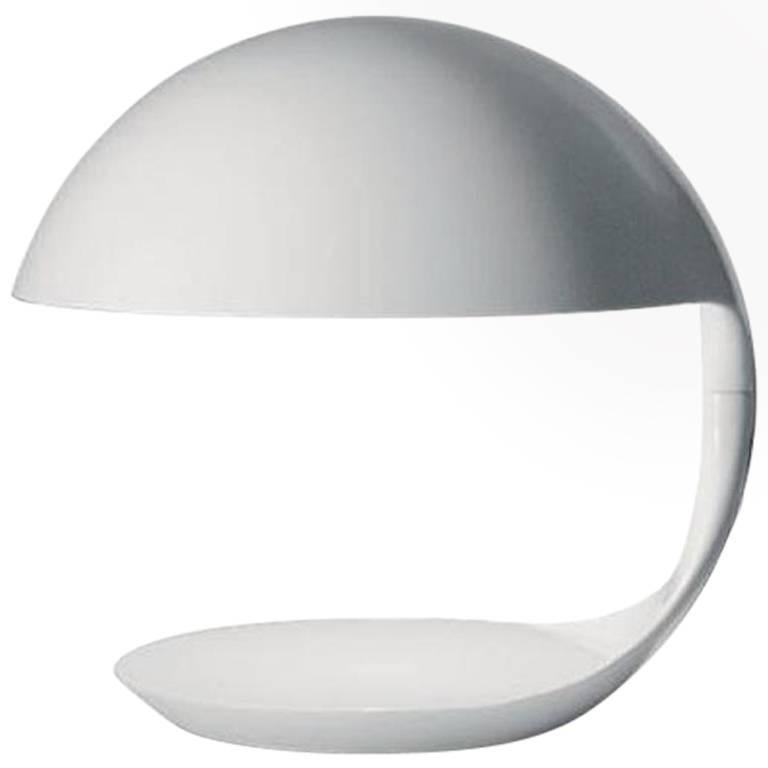 Cobra Table Lamp by Elio Martinelli for Martinelli Luce For Sale
