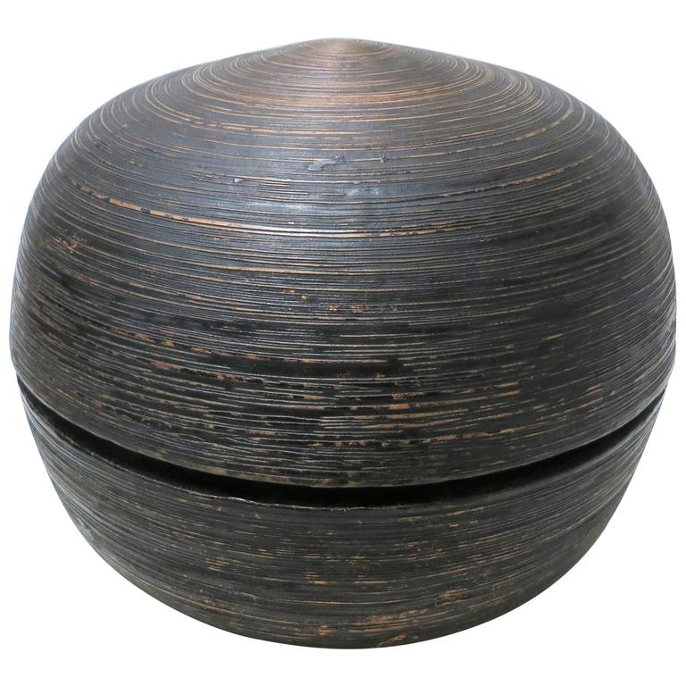 Lorenzo Burchiellaro Large Copper Bowl