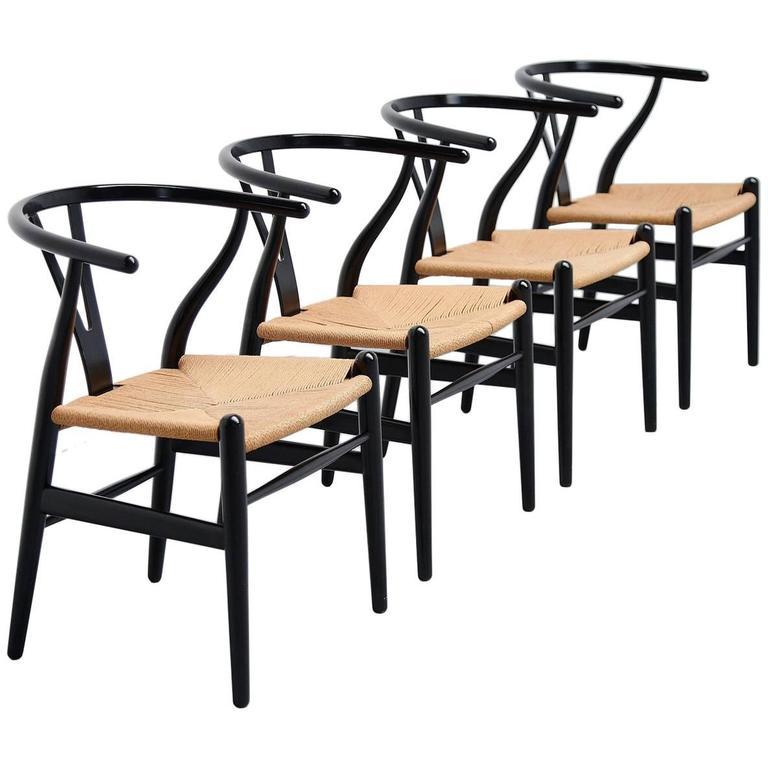 Hans Wegner Wishbone Chairs Carl Hansen, Denmark, 1949 1