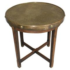 1920s French Accent Table