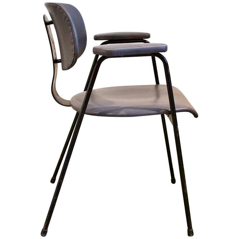Willy Van Der Meeren Chair, Belgium, 1950s