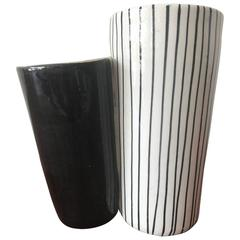 Ceramic Vase by Mancioli, Italy, circa 1960s