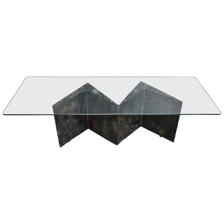 Paul Evans Zig Zag Coffee Table