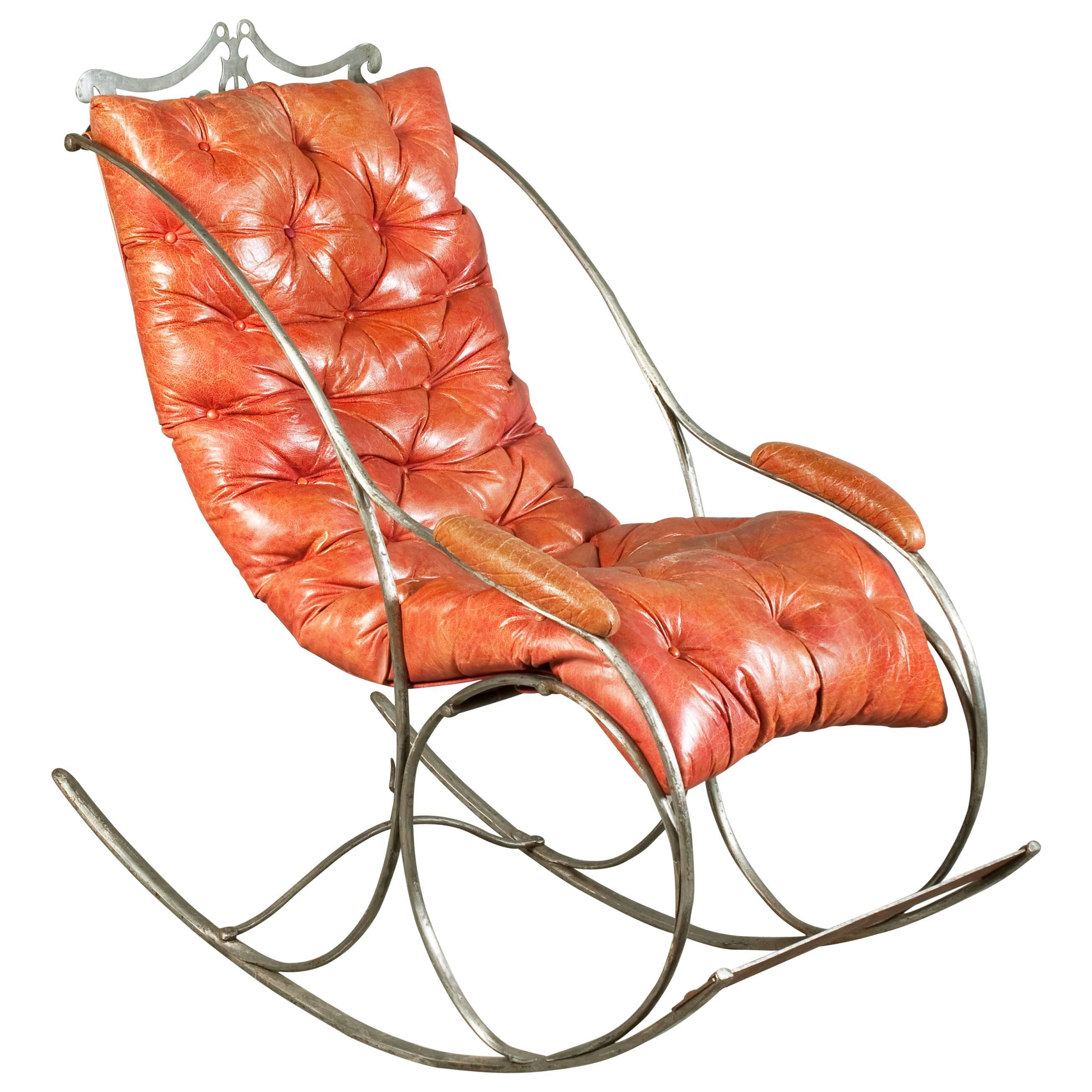 Glamorous Rocking Chair