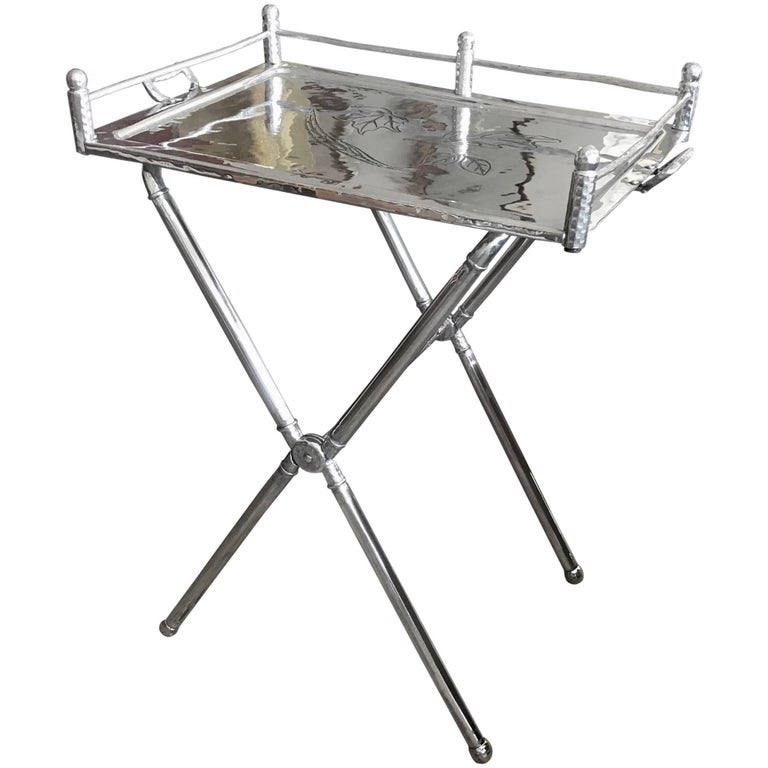 Everlast Folding Aluminium Tray For Sale