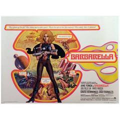"""""""Barbarella"""" Film Poster, 1968"""