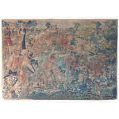 "Tapestry 1600 ""Chasse de Maximilien"""