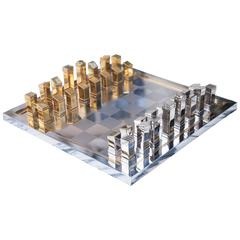 Luxury Romeo Rega Chess Set
