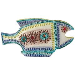 Bitossi Fish by Aldo Londi 12 Inches Long