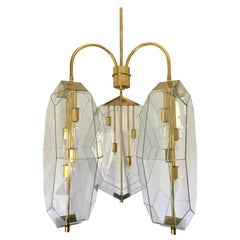 Original Morrison Custom Lighting Chandelier