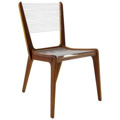Jacques Guillon Cord Chair