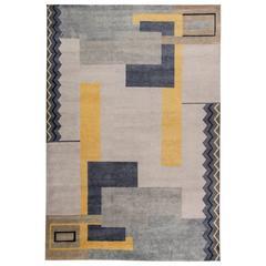 Ivan Da Silva-Bruhns Inspired Large Deco Rug