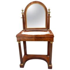 French Empire Style Dressing Table