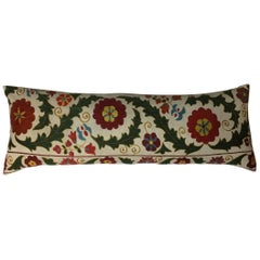 Hand Embroidery Suzani Pillow