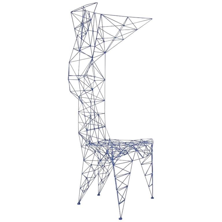 Tom Dixon Pylon chair, current production