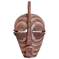 Songe Style Tribal Mask