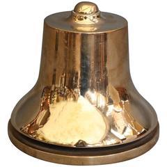 Heavy Brass Bell