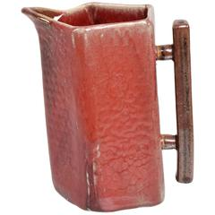 Brit Ceramic Pottery Pitcher