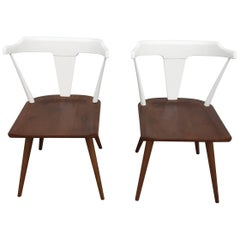 Vintage Paul McCobb Two-Tone Planner Chairs, PAIR