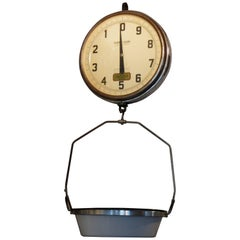 1960s Detecto Matic Hanging Scale