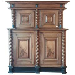 17th Century Walnut Cabinet