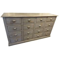 Late 19th Century Chest of Drawers