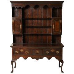Queen Anne Welsh Dresser