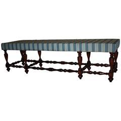 Italian 19th Century Bench
