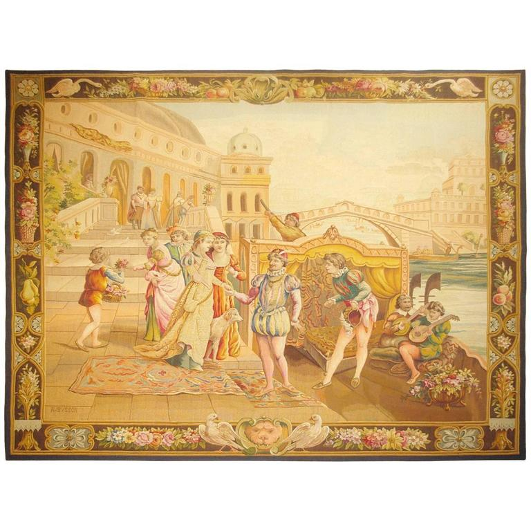 Limited Edition Vivienne Westwood Union Jack Aubusson Tapestry at ...