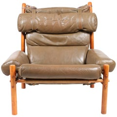 Inca Lounge Chair by Arne Norell