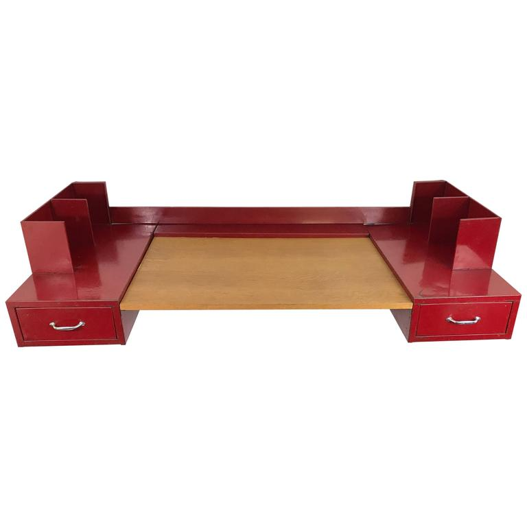 Jean Prouvé Wall-Mounted Desk