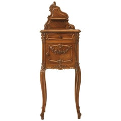 Antique French Louis XV Style Nightstand