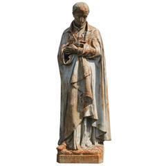 Religious Statue of 19th Century