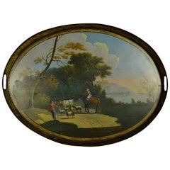 Georgian Gallery Tray